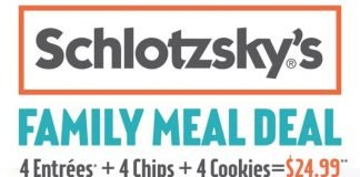 Schlotzsky's Reveals New Family Meal Deal