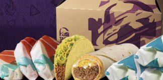 Taco Bell new $10 Cravings Pack hero
