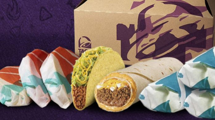 Taco Bell new $10 Cravings Pack hero
