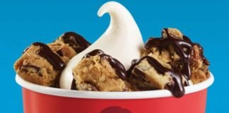 Wendy's Frosty Cookie Sundae is Back hero