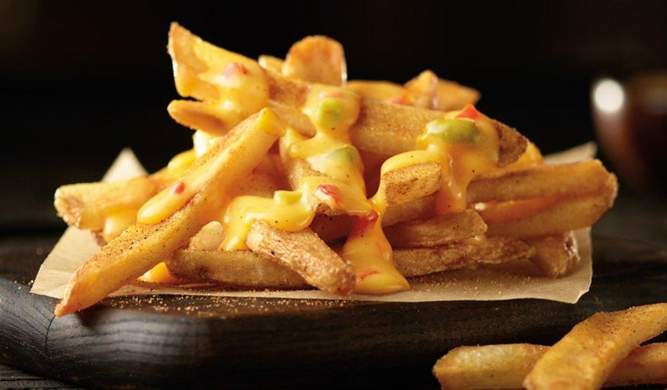 Bojangles new Pimento Cheese Fries