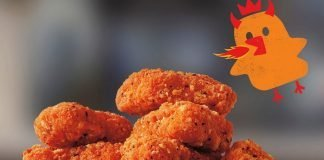 Burger King Brings Back Spicy Nuggets