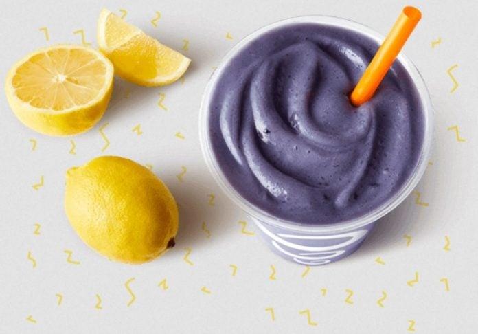 Jamba Juice Blends New Electric Berry Lemonade