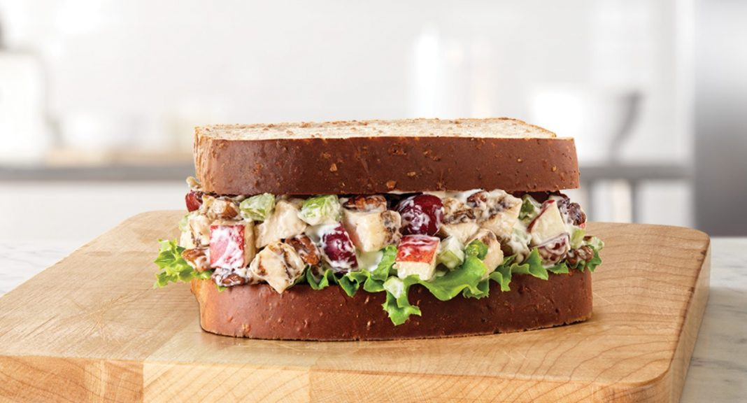 Pecan Chicken Salad Sandwich Is Back At Arby's