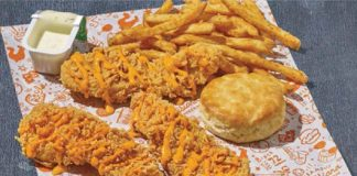 Popeyes Unveils New $5 Buffalo Ranch Tenders Combo