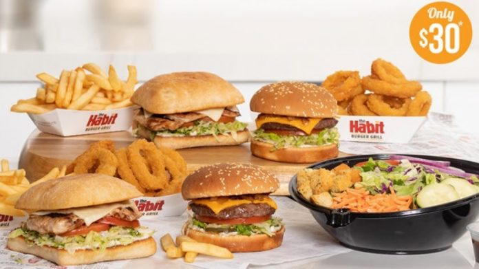 The Habit New Variety Meal