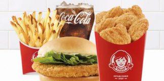 Wendy's Debuts New $5 Crispy Chicken Biggie Bag