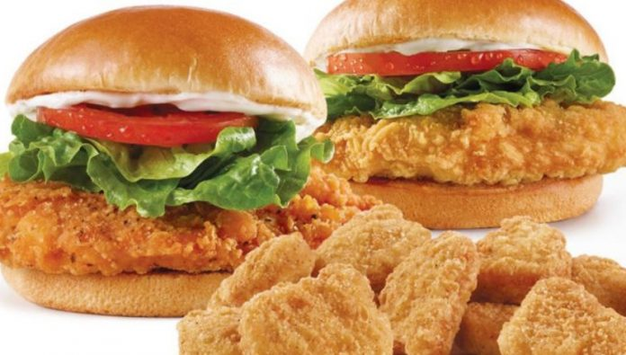 Wendy's Unveils New 2 For $5 Pick Your Chicken Deal