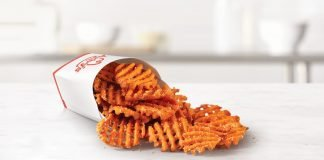 Arby's Releases New Sweet Potato Waffle Fries