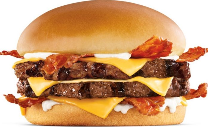 Carl's Jr. Debuts New Monster Angus Thickburger