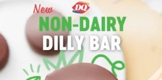 Dairy Queen Introduces New Plant-Based Non-Dairy Dilly Bar