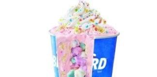 Dairy Queen New Piñata Party Blizzard