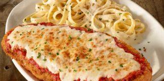 Giant Chicken Parmigiana Returns To Olive Garden