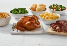 New Chicken And Ribs Family Combo Deal Boston Market