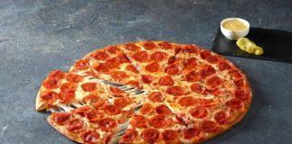 Papa John's New Shaq-a-Roni Pizza