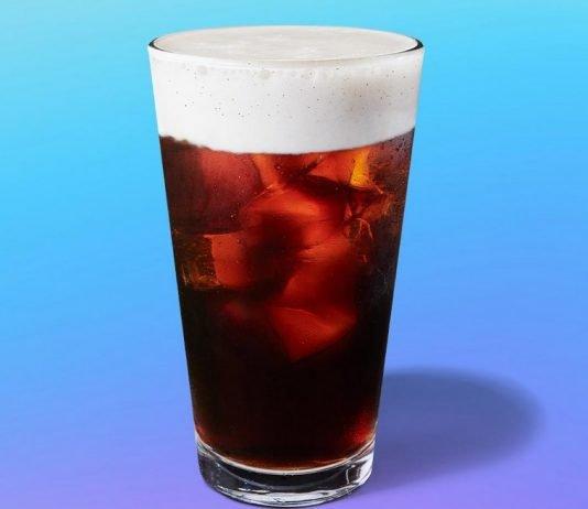 Starbucks New Cold Brew With Cinnamon Almondmilk Foam