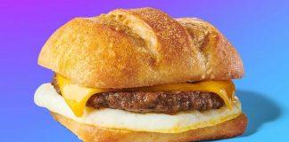 Starbucks New Impossible Breakfast Sandwich