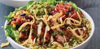 Applebee's Southwest Chicken Irresist-a-Bowl