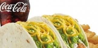 Del Taco's new Crispy Chicken Tacos