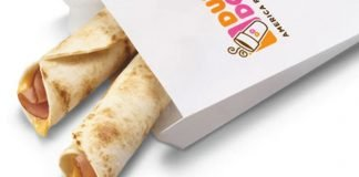 Dunkin' brings back Ham and Cheese Rollups
