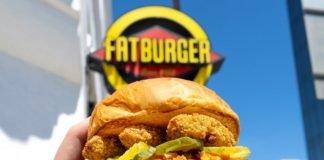 Fatburger's New King's Hawaiian Crispy Chicken Sandwich