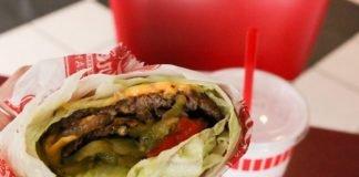 Freddy's Hatch Green Chile Steakburger
