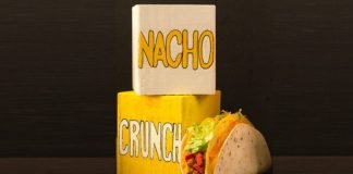 Nacho Crunch $1 Double Stacked Taco Is Back At Taco Bell