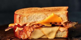 Panera Bread's new Chipotle Bacon Melt