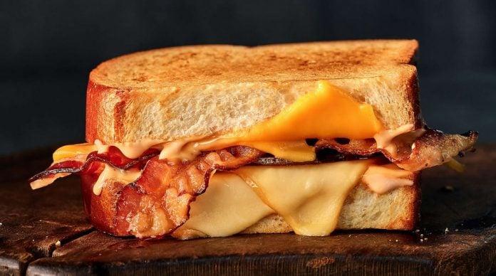 Panera Bread's new Chipotle Bacon Melt