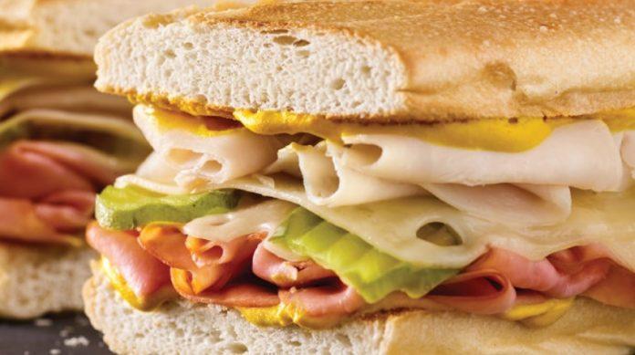 Quiznos new Cubano sandwich