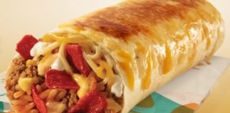 Taco Bell Releases New Grilled Cheese Burrito
