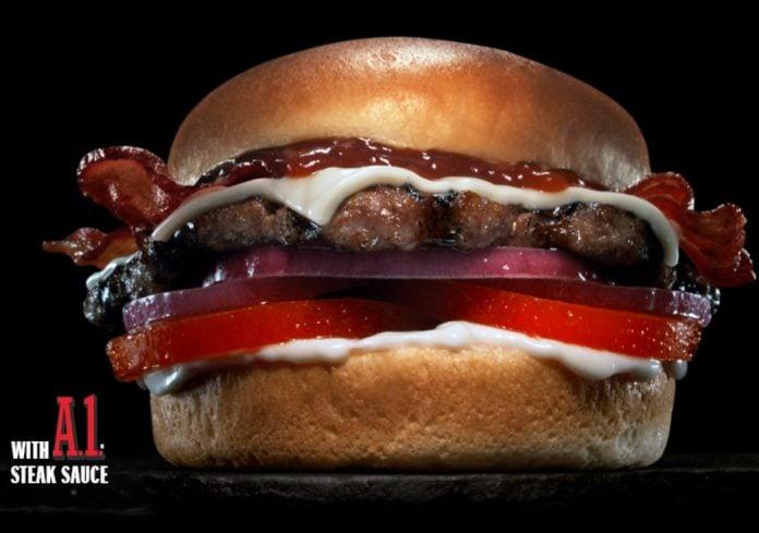 Carl's Jr. Debuts New Steakhouse Angus Thickburger