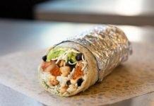 Chipotle's new Tony Hawk Burrito