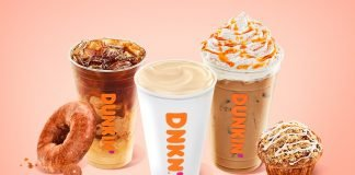 Dunkin' Introduces New Signature Pumpkin Spice Latte And New Chai Latte As Part Of This Year's Fall Menu