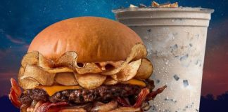 Mooyah Debuts New Campfire Burger And S'mores Shake