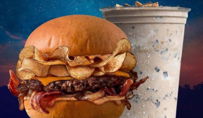 Mooyah Debuts New Campfire Burger And S'mores Shake