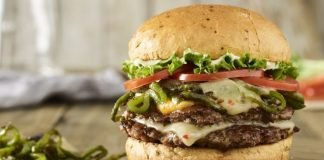 Smashburger Adds Colorado Burger To Menus Nationwide