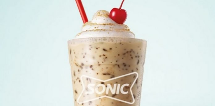 Sonic Serves Up New Toasted S'mores Shake