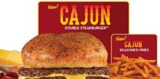 Steak 'n Shake Brings Back The Cajun Double Steakburger