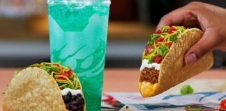 Taco Bell Tests New Cantina Crispy Melt Taco