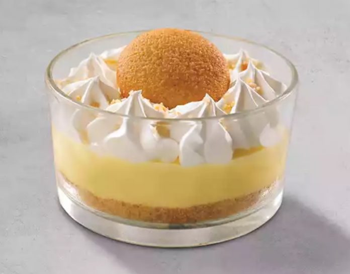 The Banana Pudding Parfait Is Back At Popeyes
