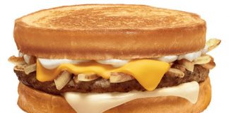 The Sourdough Patty Melt Is Back At Jack In The Box