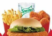 Wendy's Offers New Spicy Crispy Chicken Sandwich As Part Of Its 4 For $4 Meal