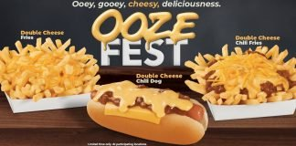 Wienerschnitzel Launches New Ooze Fest Featuring New Cheese Sauce And More