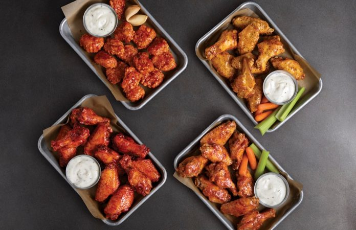 Buffalo Wild Wings Debuts New Pizza Wings Sauce And Lemon Pepper