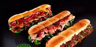 Buy 2 Footlongs, Get One Free Deal Is Back At Subway