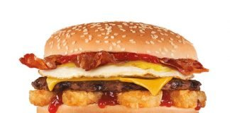Carl's Jr. Introduces New Breakfast Burger With Fried Egg