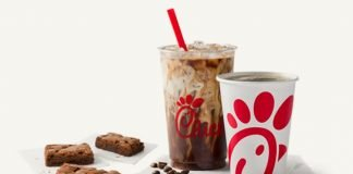 Chick-fil-A Introduces New Chocolate Fudge Brownie, New Mocha Cream Cold Brew And New Thrive Farmers Hot Coffee