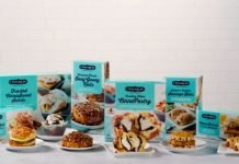 Cinnabon Offers New CinnaBiscuit Chicken Sandwich And Jalapeno Cheddar Sausage Bites As Part Of New Frozen Breakfast Creations Line