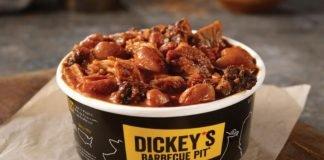 Dickey's New Brisket Chili